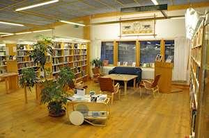 Poesihörnan Sorsele bibliotek 2012