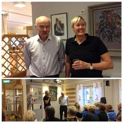 Erik Grahn och Birgit Andersson