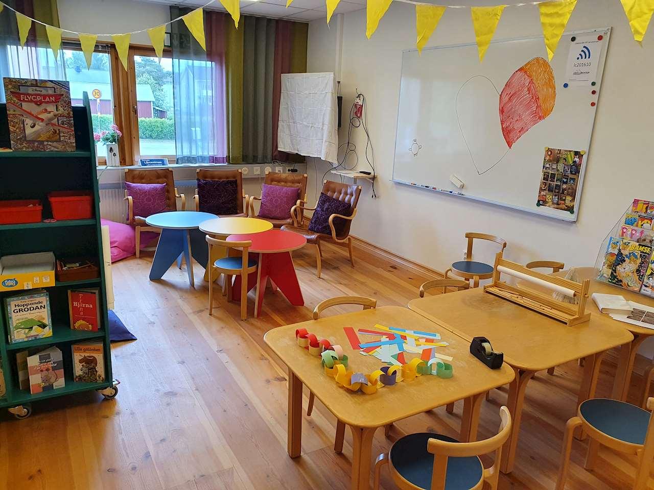 Ett rum för barn